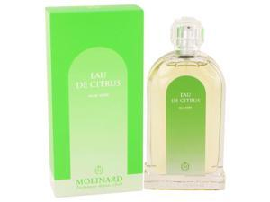 Eau De Citrus Perfume by Molinard, 3.3 oz Eau De Toilette Spray for Women