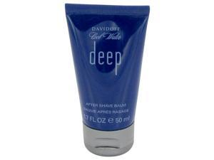 Cool Water Deep After Shave Balm by Davidoff, 1.7 oz After Shave Balm for Men