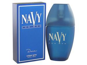 Navy Cologne by Dana, 3.4 oz Cologne Spray for Men