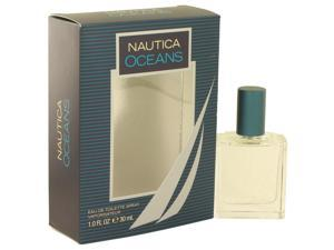 Nautica Oceans Cologne by Nautica, 1 oz Eau De Toilette Spray for Men