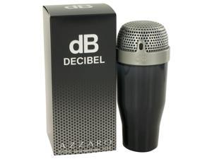 Db Decibel Cologne by Azzaro, 3.4 oz Eau De Toilette Spray for Men