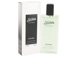 Jean Paul Gaultier Monsieur Eau Du Matin by Jean Paul Gaultier Friction Parfumee Invigorating Fragrance 3.3 oz