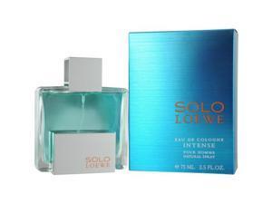 SOLO LOEWE INTENSE by Loewe EAU DE COLOGNE SPRAY 2.5 OZ