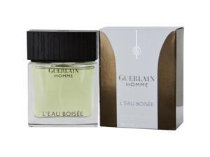 GUERLAIN HOMME L'EAU BOISEE by Guerlain EDT SPRAY 2.7 OZ