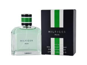 HILFIGER MAN by Tommy Hilfiger EDT SPORT SPRAY 1.7 OZ