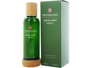SWISS ARMY FOREST by Victorinox EDT SPRAY 3.4 OZ