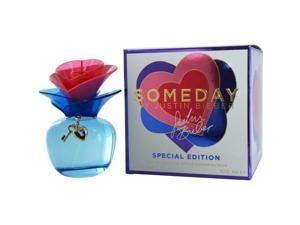 SOMEDAY BY JUSTIN BIEBER by Justin Bieber EDT SPRAY 3.4 OZ (LIMITED EDITION)