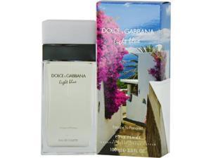 D & G LIGHT BLUE ESCAPE TO PANAREA by Dolce & Gabbana EDT SPRAY 3.4 OZ (LIMITED EDITION)