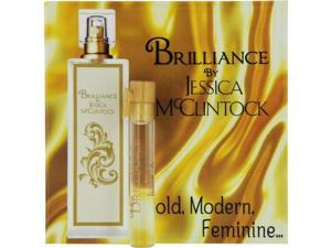 JESSICA MC CLINTOCK BRILLIANCE by Jessica McClintock EAU DE PARFUM VIAL ON CARD