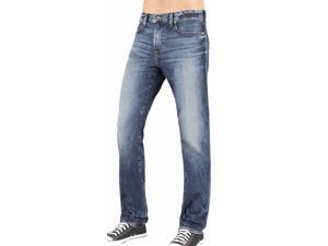 Big Star Denim-Division-Copperhead Men's Slim Fit Straight Leg Jeans-Size 28