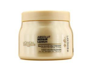 L'Oreal - Professionnel Expert Serie - Absolut Repair Lipidium Instant Resurfacing Masque (For Very Damaged Ha - 500ml/16.9oz
