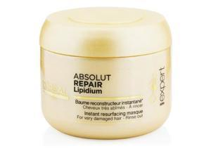 L'Oreal - Professionnel Expert Serie - Absolut Repair Lipidium Instant Resurfacing Masque (For Very Damaged Ha - 200ml/6.7oz