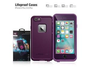 NEW Lifeproof FRE Case for iPhone 6 / 6s 4.7'' -Crushed Purple