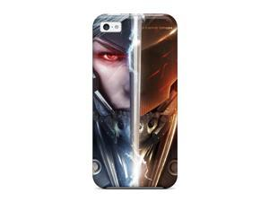 CountingStar Scratch-free Phone Case For Iphone 5c- Retail Packaging - Raiden Metal Gear Rising Revengeance