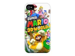 Premium DwH25529VucH Cases With Scratch-resistant/ Super Mario 3d World Cases Covers For Iphone 5/5s