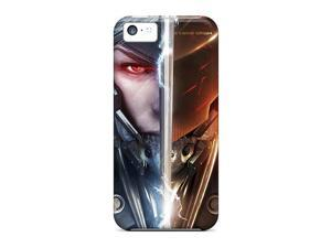 Premium Raiden Metal Gear Rising Revengeance Heavy-duty Protection Cases For Iphone 5c