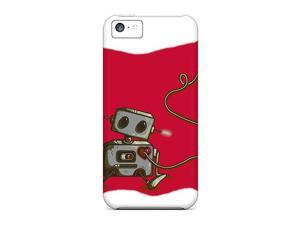 Series Skin Case Cover For Iphone 5c(robot)