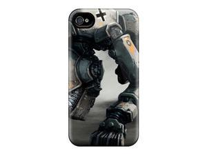 New Arrival FPF6280MQos Premium Iphone 5/5s Cases(wolfenstein The New Order Artwork)