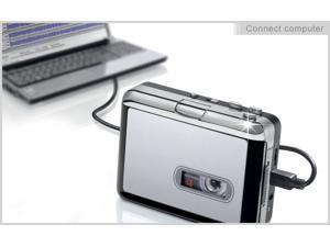 USB Cassette Tape to MP3 Player Converter