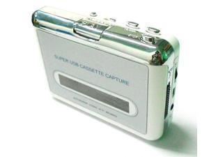 cassette to mp3 converter, cassette 2 usb, Ship from US.
