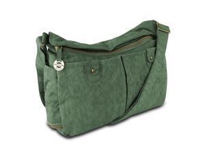 Travelon East/West Shoulder Bag w/ RFID Protection, Olive