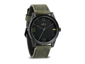 House of Marley Billet Stylish Watch - Military (WM-JA005-MT)