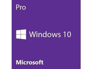 Microsoft Windows 10 Pro 64-bit - 1 License
