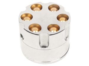 zinc portable grinder with part herb grinder rolling machine grinder vaporizer