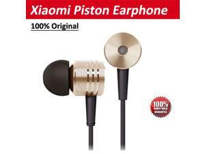 100% New Original Xiaomi 2nd Piston Earphone 2 Headphone Headset Earbud with Remote  Mic For MI4 MI3 MI2 M1 Phone
