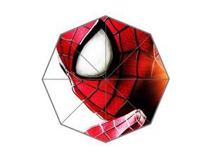 Pefect as Gift Umbrella New 2015 Superhero Spiderman Printed 43.5 inch Wide Foldable Umbrella Anti Rain Durable Umbrella