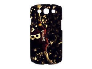 3D Print Liverpool Football Club Super Star&Steven.George.Gerrard Theme Case Cover for Samsung Galaxy S3 I9300- Personalized Hard Cell Phone Back Protective Case Shell-Perfect as gift