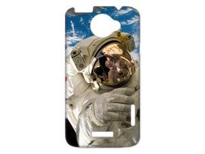 3D Print NASA Background Case Cover for HTC One X- Personalized Hard Cell Phone Back Protective Case Shell-Perfect as gift