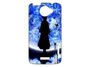 3D Print Classic Comics Series&Bleach Theme Case Cover for HTC One X- Personalized Hard Cell Phone Back Protective Case Shell-Perfect as gift