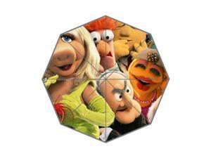 The Muppets Background Triple Folding Umbrella!
