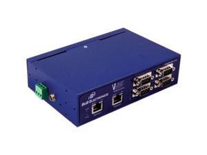 B&B Vlinx, (2) RJ45 Ethernet, (4) DB9 232/422/485