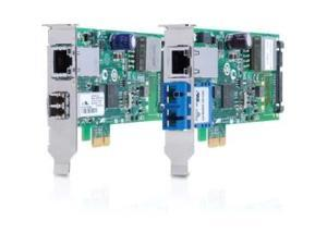 Allied Telesis PCI-Express Dual Port PoE+ Adapter