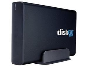 "EDGE DiskGO 2 TB 3.5"" External Hard Drive"