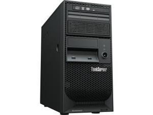Lenovo ThinkServer TS140 70A4006GUX 4U Tower Server - 1 x Intel Xeon E3-1226 v3 Quad-core (4 Core) 3.30 GHz