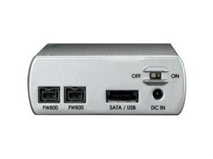 CRU ToughTech Duo QR DAS Array - 2 x HDD Supported - 2 x HDD Installed - 2 TB Installed HDD Capacity - 2 x SSD Supported