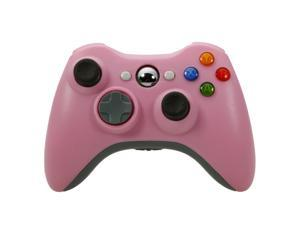 Pink Wireless Game Remote Controller for Microsoft Xbox360 Console New