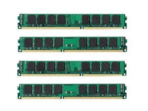 16GB 4*4GB PC10600 1333 MHZ DDR3 CL9 1.5V Unbuffered Non-ECC 240 pin for HP Compaq 8100 Elite SFF (Shipping from US)