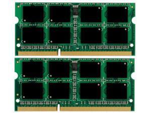 8GB 2*4GB PC8500 1066 MHz 204-Pin CL7 1.5V Unbuffered Non-ECC DDR3 Apple RAM Memory