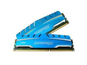 Crucial Ballistix Sport XT 16GB Kit non-ECC 1.5V 8GB*2 DDR3 1866MHz PC14900 CL10 Memory (shipping from US)