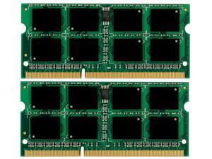 8GB (2*4GB) DDR2 800 200-Pin Unbuffered Non-ECC SODIMM Laptop Memory PC6400 ( Shipping from US )