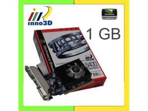 New ! Inno3D NVIDIA Geforce 9 GT 1GB PCI Express Video Graphics Card