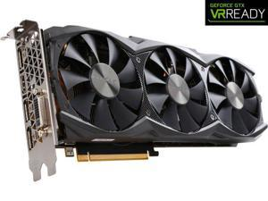 ZOTAC GeForce GTX 980 Ti 6GB 384-Bit GDDR5 2816 CUDA Cores AMP! Video Graphics Card