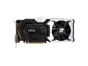 PowerColor DEVIL AMD Radeon R9 390X 8GB GDDR5 2DVI/HDMI/DisplayPort PCI-Express Video Graphics Card