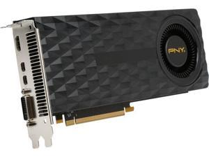 PNY NVIDIA GeForce GTX 970 4GB GDDR5 DirectX 12 OpenGL 4.4 DVI/HDMI/2Mini DisplayPort PCI-Express Video Graphics Card
