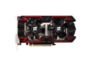 PowerColor PCS+ AMD Radeon R9 380 2GB 256-Bit  GDDR5 2DVI/HDMI/DisplayPort 1792 Stream Processors PCI-Express Video Card