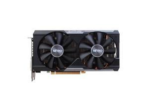 Sapphire AMD Radeon Nitro R9 380 4GB GDDR5 DirectX 12 OpenGL 4.5 2DVI/HDMI/DisplayPort PCI-Express Video Graphics Card